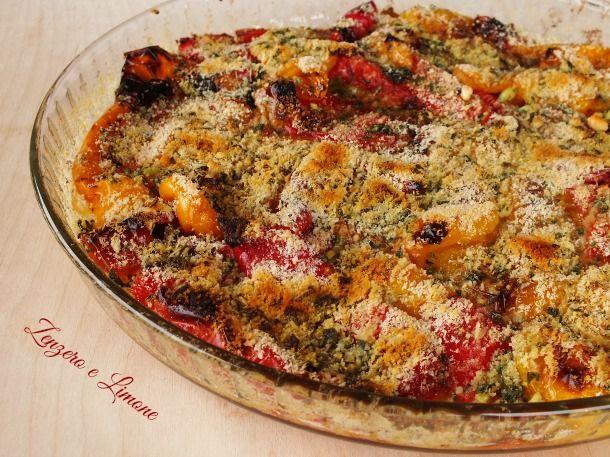 peperoni al forno -