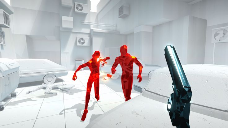 SUPERHOT VR with Oculus Touch Available Today. Make sure not to miss this indie hit.