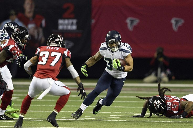 Thomas Rawls injury update: Seahawks RB questionable vs. Packers