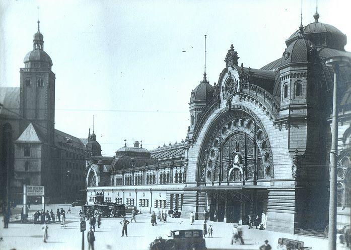 Old Central Station Cologne