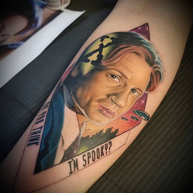 192 Best X-files Tattoos Images On Pinterest