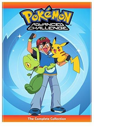 Various - Pokemon Advanced Challenge Complete Collection
