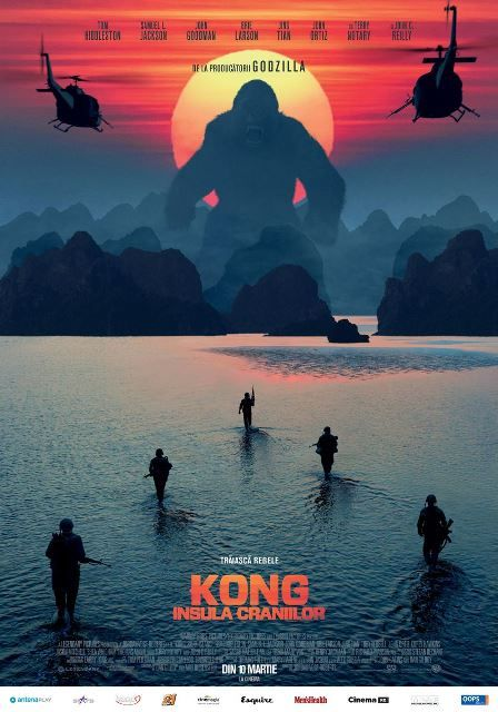 Kong:+Skull+Island+–+Insula+Craniilor