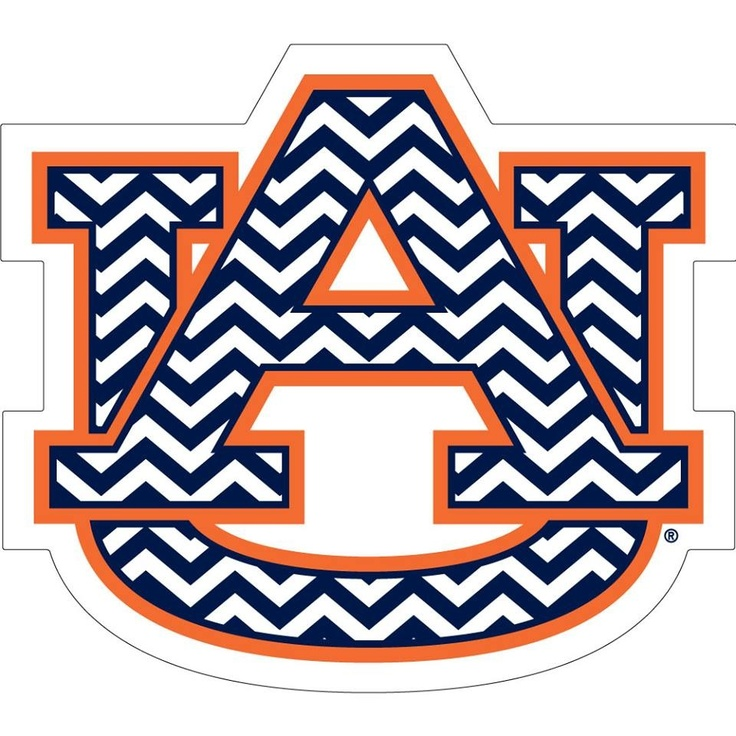 Auburn War Eagle Clip Art >> Auburn + Chevron= AUsome! | War Eagle! | Pinterest | Eagles, Car Decals and Chevron
