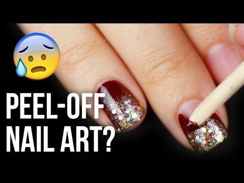 Testing Water Based Nail Polish for Nail Art!! || KELLI MARISSA - YouTube