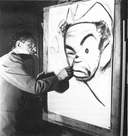Ernesto García Cabral: el mejor dibujante de México, según Diego Rivera y José Clemente Orozco | La digna metafora