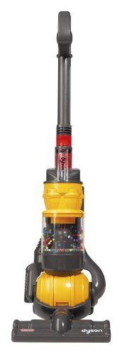 Toy Vacuum- Dyson Ball Vacuum With Real Suction and Sound... https://smile.amazon.com/dp/B004V3PS72/ref=cm_sw_r_pi_dp_x_bSfizbDGC8SRK