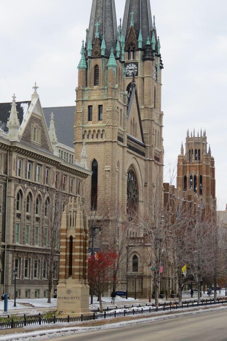 1216 best Marquette University images on Pinterest | Marquette ...