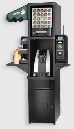 multi max k cup vending machine