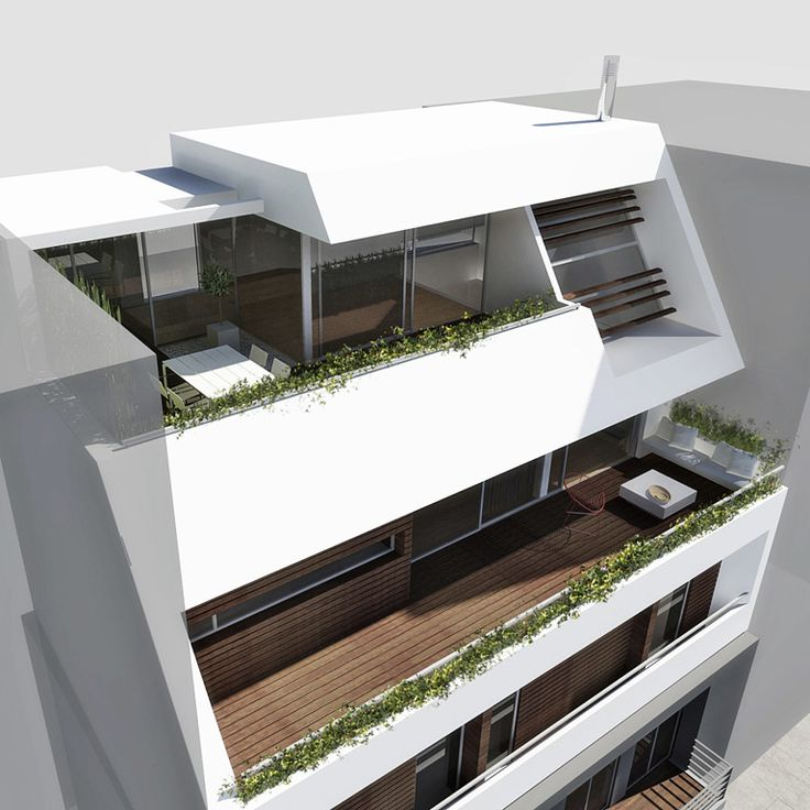 apartment building in Kalamata