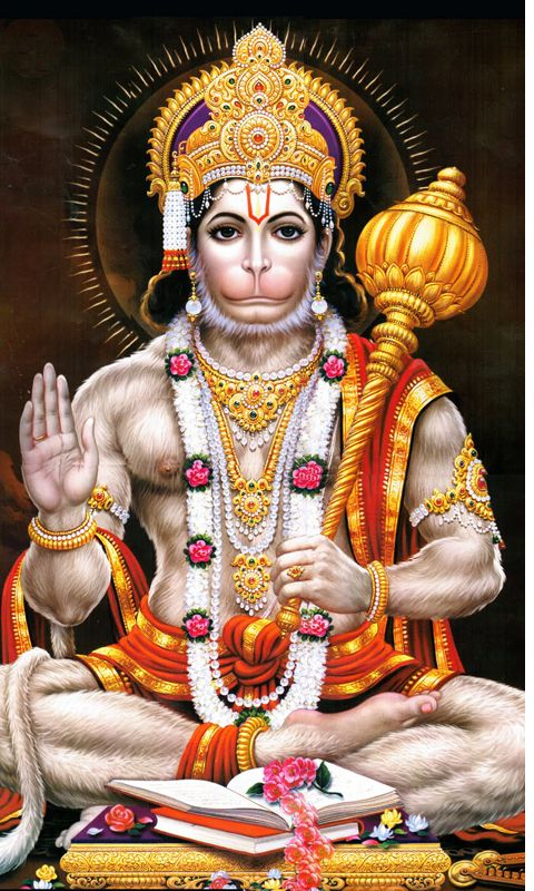 May god hanuman Bless you with power and Wisdom.. Happy Hanuman Jayanthi!!  #HanumanJayanthi #JaiSriRam