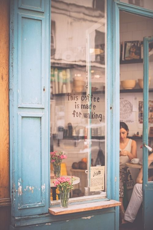 Paris Coffee Shop