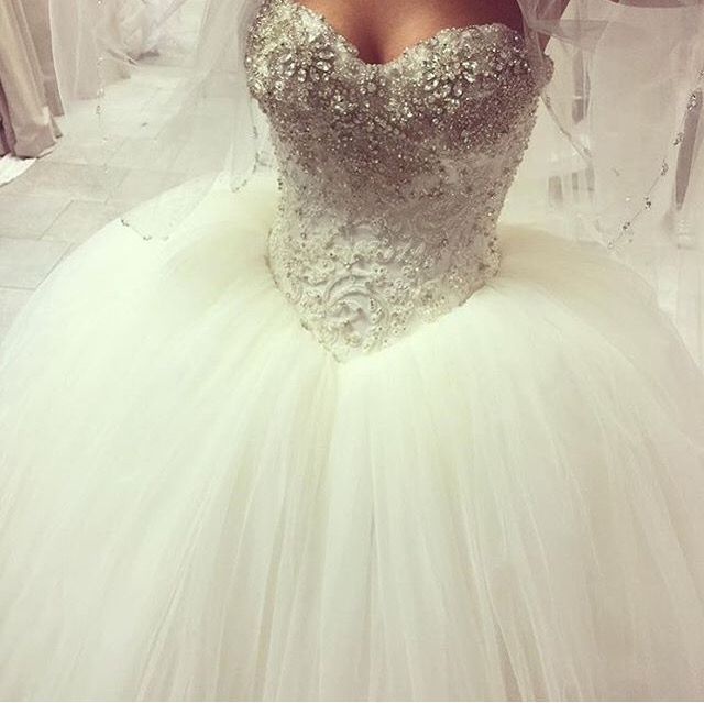 #WeddingDress ❤️ #Beautiful