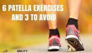 6 Chondromalacia Patella Exercises (And 3 to Avoid)