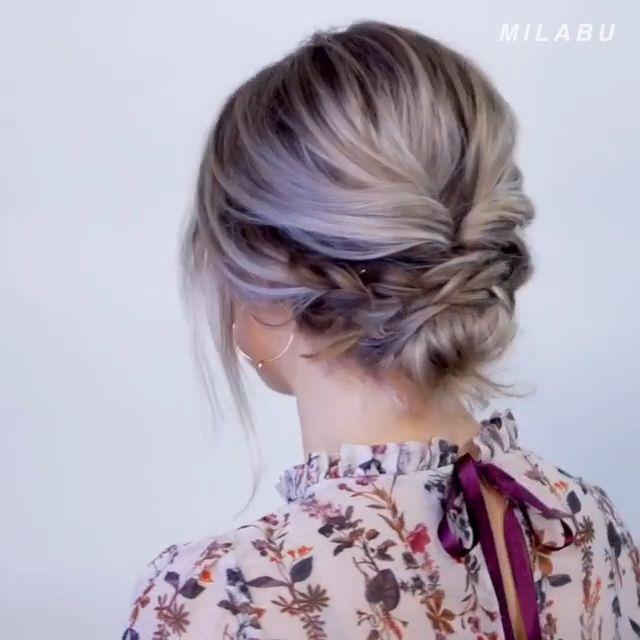 Braid Tutorial – Haare