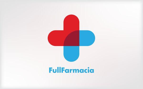 FullFarmacia by IDD Identidad y Diseño , via Behance