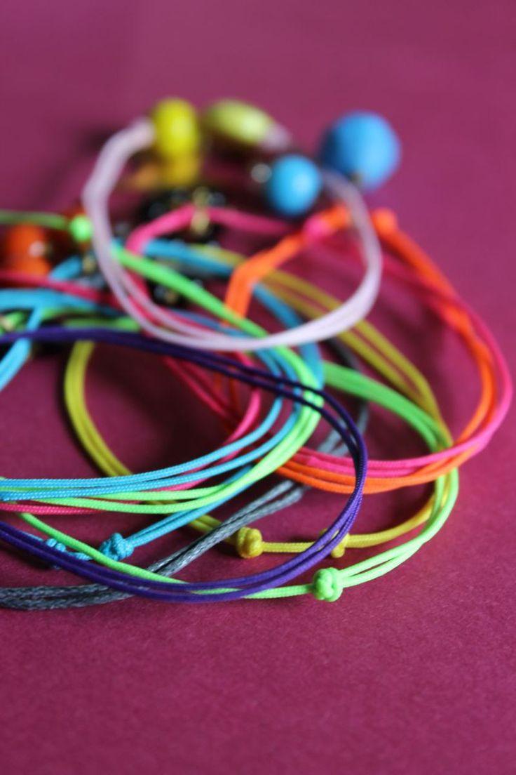 55 besten Armbänder DIY Bilder auf Pinterest | Schmuck häkeln ...