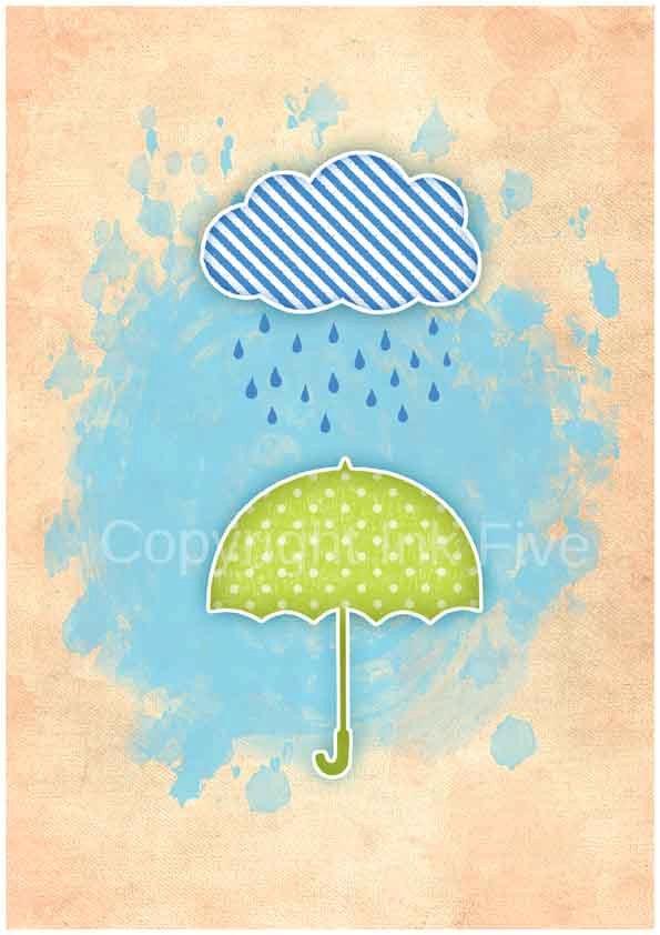 Spring Rainy Day