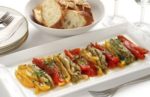 Como Hacer La Autentica Escalivada Mediterranea La Cocina De