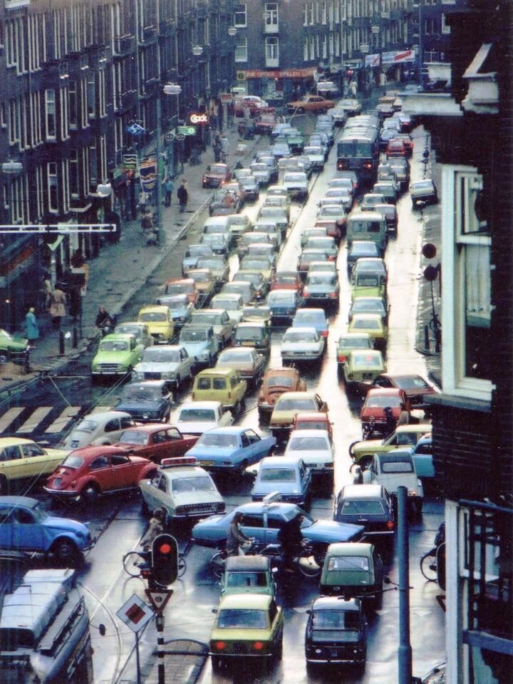 De Zeilstraat 1970s