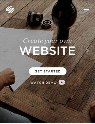 Creative mobile web designs