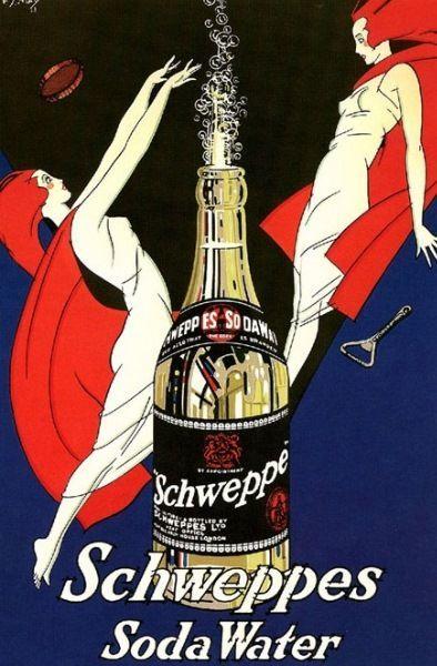 """Schweppes es una marca de bebidas carbonatadasinternacional que llegó a España en la década de los 50 y que actualmente pertenece al grupo Orangina-Schweppes. El nombre proviene de Jacob Schweppes, un joyero alemán del sigo XVIII, y científico aficionado, que creó el primer proceso industrial para producir agua mineral """"artificial"""" carbonatada, y poniendo la primera piedra de la industria de bebidas refrescantes moderna. Su actual eslogan es: """"Schweppes, enseñando a amar la Tónica desde…"""