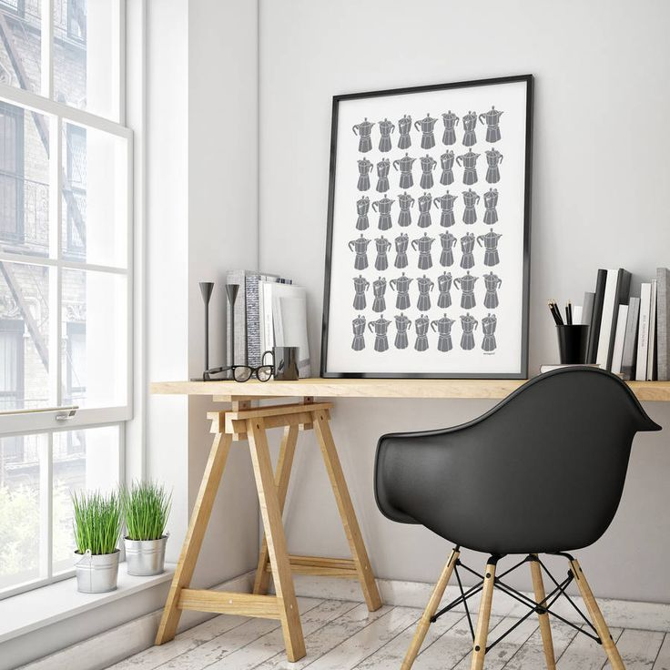 are you interested in our large graphic retro coffee art print with our coffee art