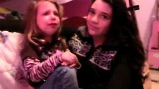 3 Year old crying over Justin Bieber - YouTube