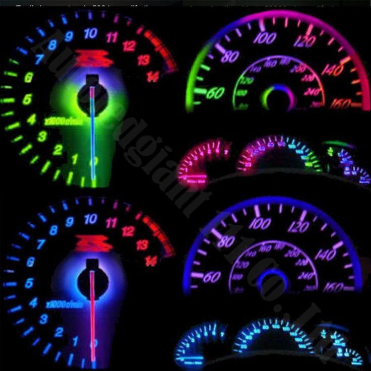 Dashboard Led Lights For Cars