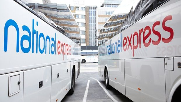 Gatwick-Londres: autobús National Express