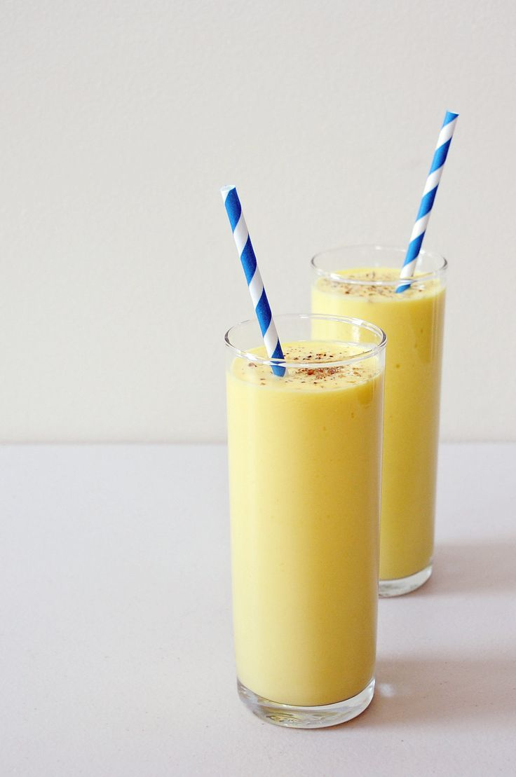 Mouth-puckeringly tart, slightly sweet, cool, and creamy, the mango lassi is a natural pairing with spicy Indian dishes as its dairy base quells fiery bursts of heat. Thankfully, like its smoothie kin, it's a simple recipe to master and, likewise, worth considering beyond the dinner table.
