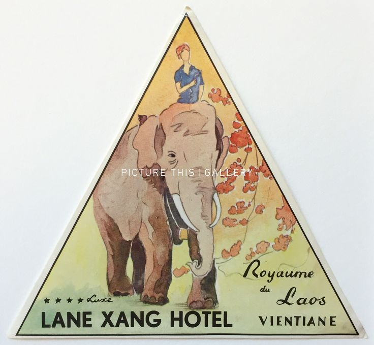 Lane Xang Hotel Vietnam
