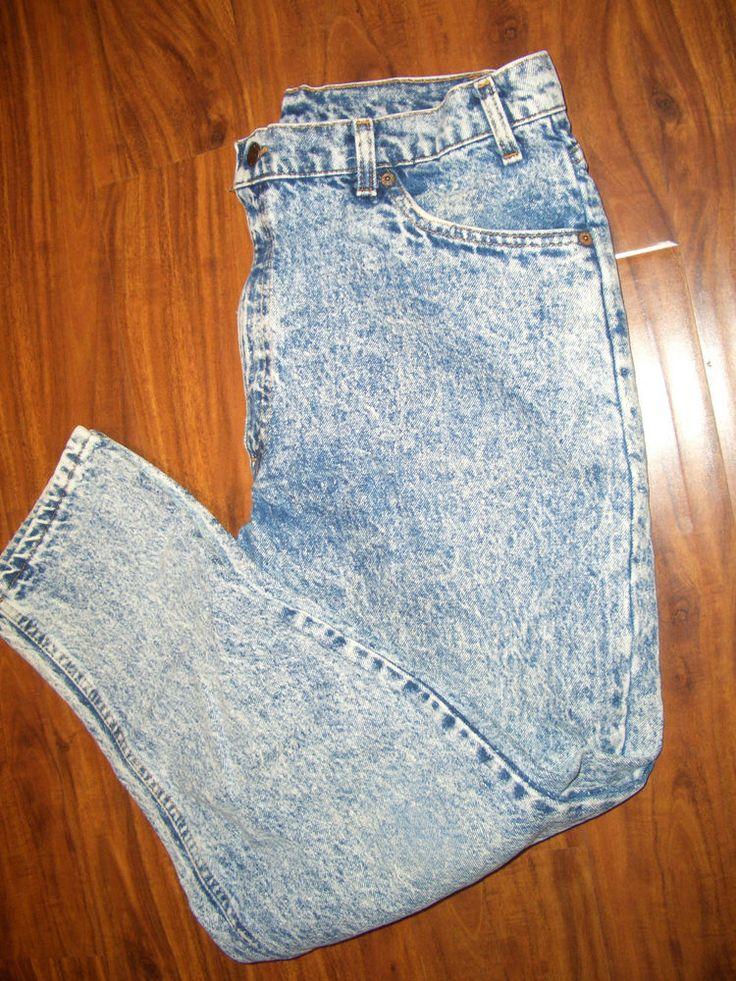 1000  images about acid washed jeans on Pinterest  Joggers Denim