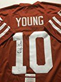 Vince Young Texas Longhorns Shirts