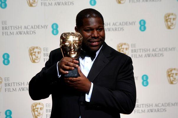 Steve McQueen, BAFTA por 12 años de esclavitud