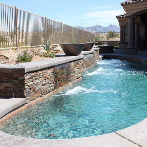 Pool & Spa Professionals Association provides protection beyond chlorine and salt generators.  https://poolandspaprofessionalsassociation.wordpress.com/