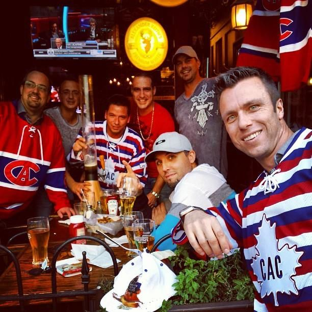 Best Montreal Bars To Drink And Watch Habs Playoff Games