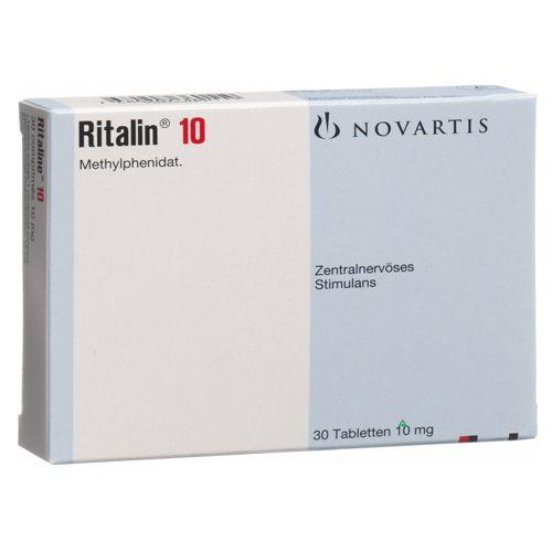 Konzentration: Ritalin bestellen - Medikamente kaufen online
