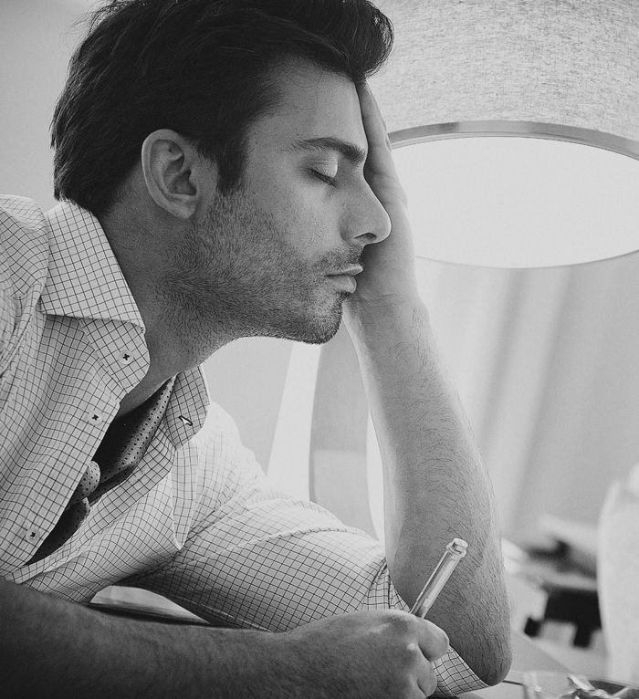 Exclusive: Fawad Khan's Photoshoot in Pakistan. You Know You Want to See These Pics