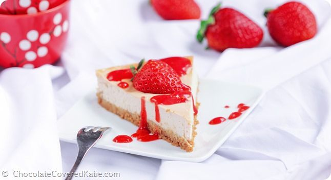 Raw Cheesecake for Beginners – Just 6 ingredients!