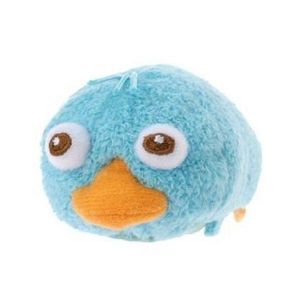 Disney Store Mini (S) Tsum Tsum Perry Phineas and Ferb Plush Doll 4936313414370