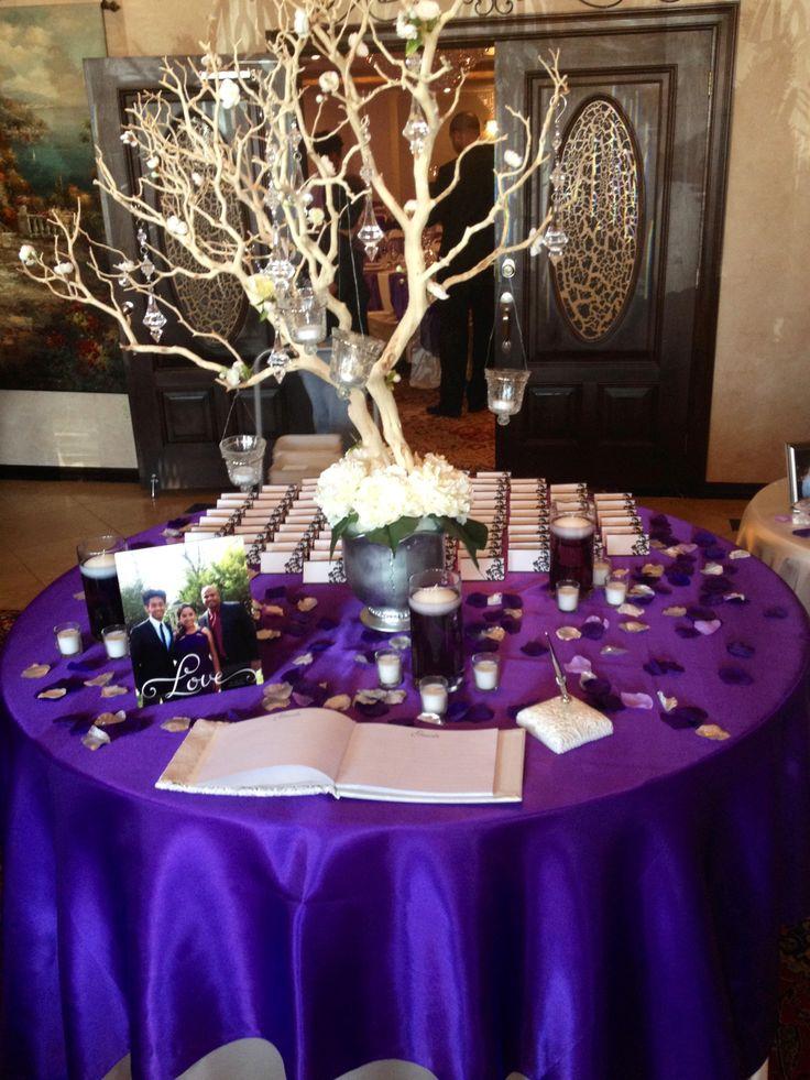 Foyer Table Houston : Best reception table decor images on pinterest