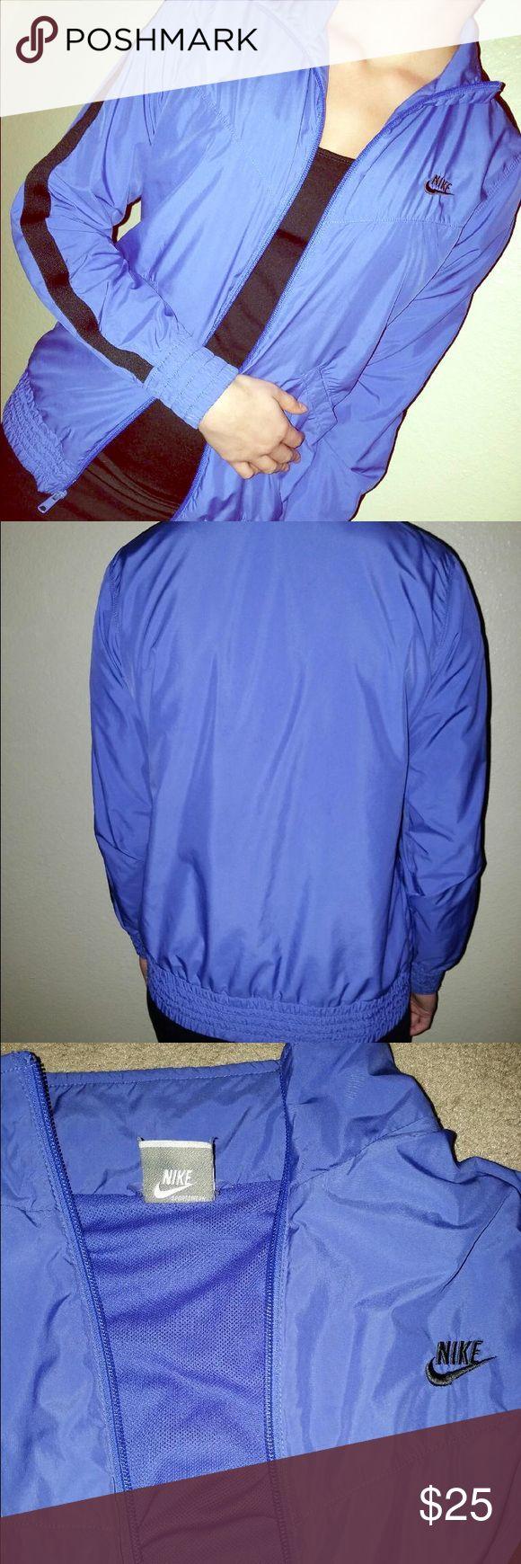 purple nike dri fit jacket purple waterproof long sleeve jacket thin nike Nike Jackets & Coats