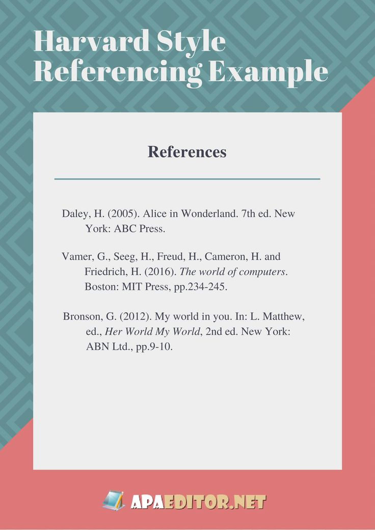 reference essays harvard style Harvard formatting and style guide cover page the harvard essay template 5 references (this template will provide samples for harvard style references for a book, a journal article, and a website.