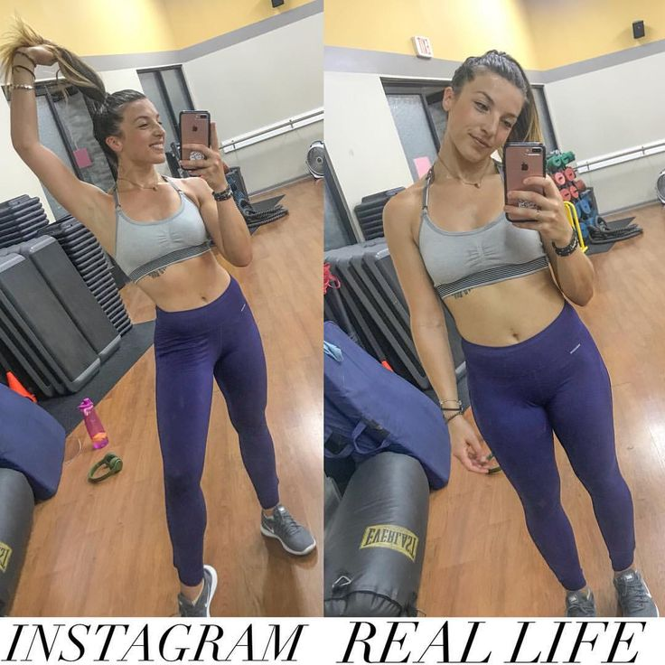 Instagram Vs Real Life I Ve Been Doing A Lot Of Thinking Lately While Making The Transition To B Hiit Cardio Workouts Instagram Vs Real Life Fitness Coach