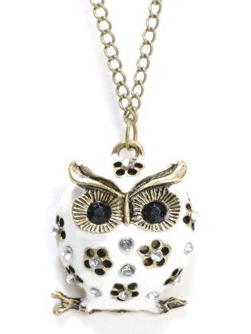 the owl pendant