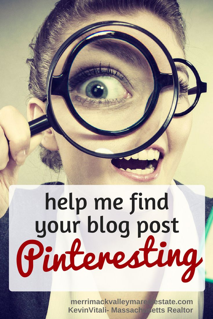 Why Am I Not Sharing Your Posts on Pinterest? Graphics are important for catching a readers eye. http://activerain.com/blogsview/5173782/are-your-blog-posts-pinteresting-