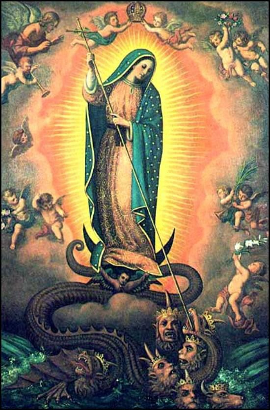 Our Lady of Revelations