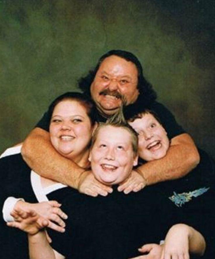 23 pinsamma familjefoton som var dåliga idéer redan från början #ansiktet #farärrar #help