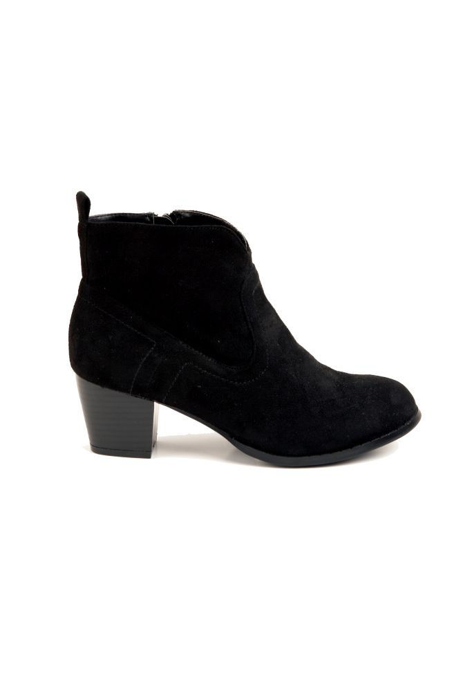 Ankle boot @ R525 #winter2014